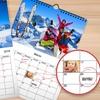 Calendari A3 personalizzati