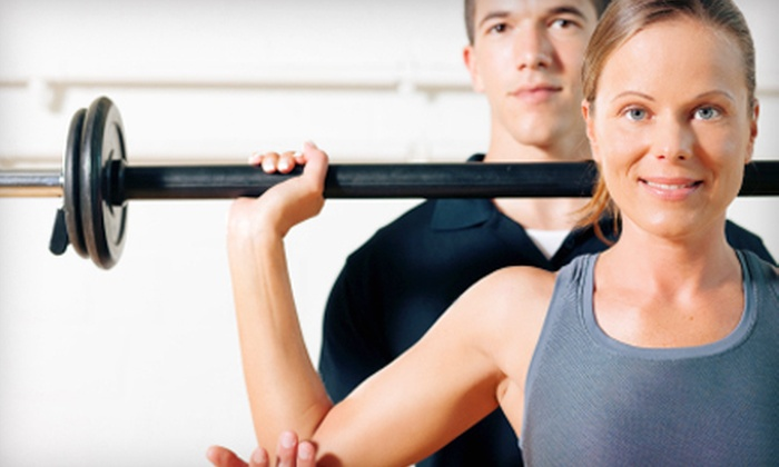 Extreme Fitness Express - Stonelake Landing: Two-Month Membership or 20 Visits with Personal-Training Session at Extreme Fitness Express in Elk Grove (Up to 93% Off)