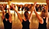 OOB Nia Underground - Stevens: $30 for One Month of Unlimited Nia and Zumba Fitness Classes at Nia Underground (Up to $125 Value)