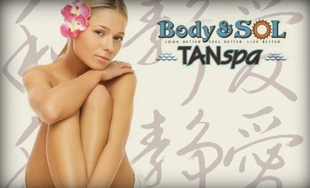 Body & Sol TANspa - Body & Sol TANspa in St. Louis Park