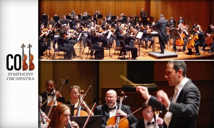 "Cobb Symphony Orchestra - Marietta: $15 for a Ticket to See the Cobb Symphony Orchestra at Murray Arts Center. Buy Here for ""Inextinguishable"" on April 11, at 3 p.m. ($35 Value). See Below for Additional Shows, Dates, and Times."