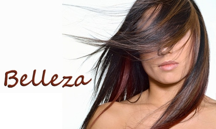 Belleza - Mequon: $99 for a Smoothing Keratin Complex Treatment at Belleza ($250 Value)