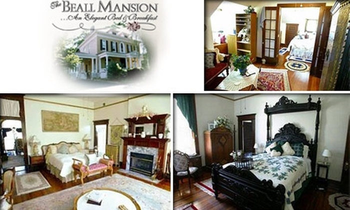 Beall Mansion - Alton: $140 for a One- or Two-Night Stay at Beall Mansion