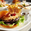51% Off Premium Craft Burger Meal at Holy Cow