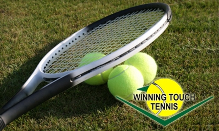 Winning Touch Tennis - Allentown: $25 for Tennis Clinic and One Hour of Open Court Time at Winning Touch Tennis ($60 Value)
