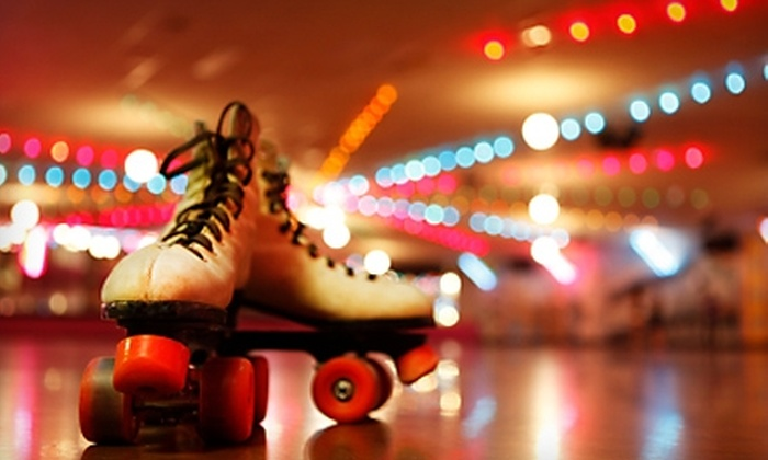 The Skatery, inc. - Herndon: Roller Skating for Two or Birthday Party Package at the Skatery, inc in Herndon