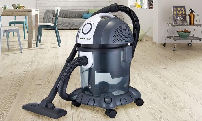 aspirateur sans sac eco 354 groupon shopping. Black Bedroom Furniture Sets. Home Design Ideas