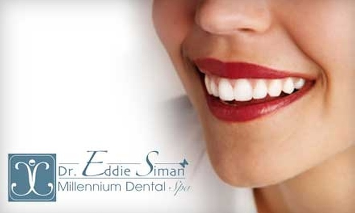 Millenium Dental - Multiple Locations: $169 for Zoom! Teeth-Whitening Treatment at Millennium Dental ($600 Value)
