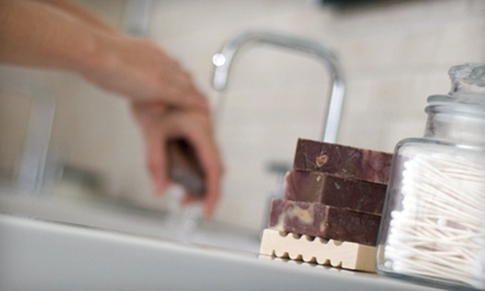 Rinse Bath & Body: $6 for $12 (or $25 for $50) Worth of Handmade Soaps and More from Rinse Bath & Body