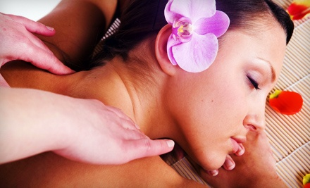 One 60-Minute Swedish Massage (a $90 value - Harmonic Bodywork in Nashville