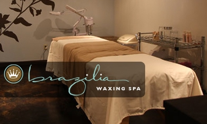 Brazilia Waxing Spa - North University: $30 for Bikini, Brow, and Lip Wax at Brazilia Waxing Spa