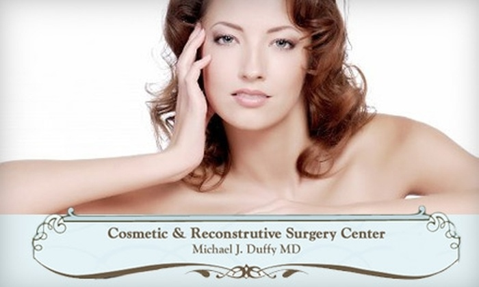 Cosmetic and Reconstructive Surgery Center - Southpoint: $49 for Four-Layer Facelift Peel or Microdermabrasion Facial at Cosmetic and Reconstructive Surgery Center