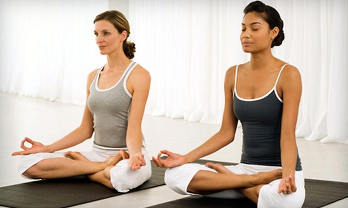 Zest Yoga and Fitness - Auburn: 5 or 10 Yoga Classes at Zest Yoga and Fitness in Auburn (Up to 69% Off)