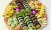 Sushi: zestawy od 26 do 106 sztuk