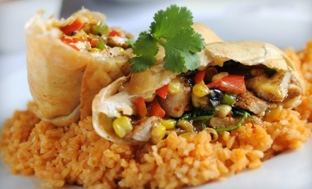 $20 Groupon to Maya's Mexican Bistro - Maya's Mexican Bistro in Kansas City