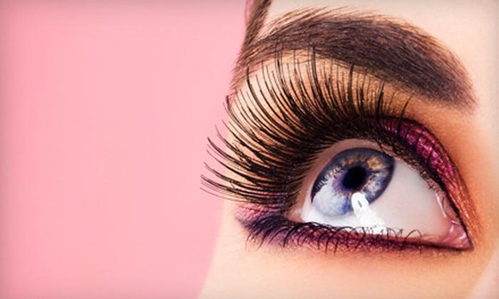Chandra Wilson - Memphis: Eyelash Extensions or Extensions with a Lash Fill-In from Chandra Wilson at Justina's Salon (Up to 75% Off)
