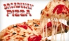 Broadway Pizza and Eagle's Nest Lounge - Robbinsdale - Crystal - New Hope: $10 for $20 Worth of Pizza and More at Broadway Pizza and Eagle's Nest Lounge in Robbinsdale