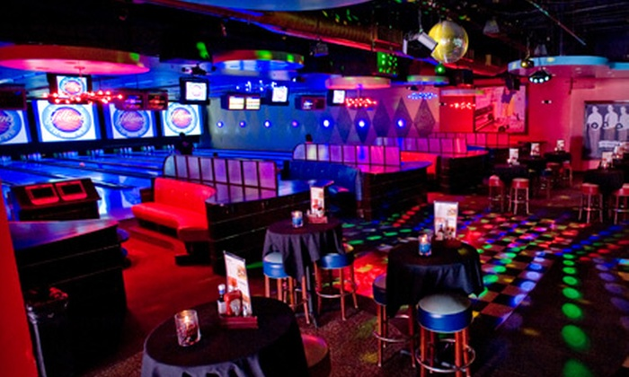 Jillian's Universal - Universal City: $29 for Bowling, Shoe Rental, and Video Games for Two at Jillian's Universal in Universal City ($59 value)