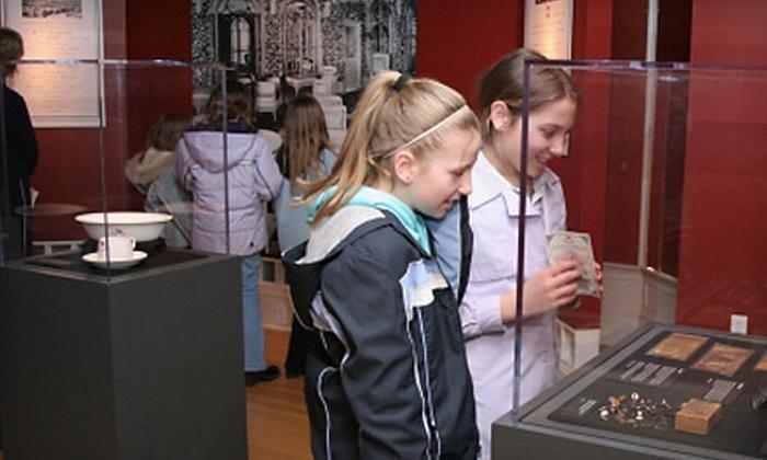 Oshkosh Public Museum - Oshkosh: Museum Outing for Two or Four Adults at Oshkosh Public Museum