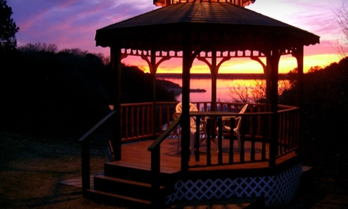 Redwood Lodge - Whitney: $65 for One Night's Stay in a Lake-View Cabin at Redwood Lodge in Whitney