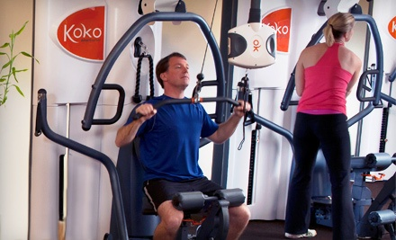 1 Month of Unlimited Smartraining Sessions (a $189 value)  - Koko FitClub of Woodinville & Redmond in Woodinville