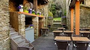 Le Jardin à l'Italienne: Pizza + dessert valable pour 2 ou 4 personnes dès  26,90 € au restaurant Le Jardin à l'Italienne