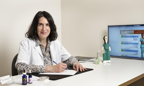 Consulta y revisión ginecológica con opción a citología desde 24,95 € en Isabel Fernández Domínguez