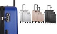 Set de 3 valises ABS ultra résistantes Travel One collection Siero, coloris au choix, à 79.90 € (87% de réduction)