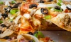 The Original San's Pizzeria and Restaurant - East Lake: $10 for $20 Worth of Pizza and Drinks at The Original San's Pizzeria and Restaurant in Palm Harbor
