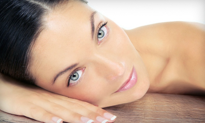 Caribbean Day Spa & Tanning - Las Vegas: Holistic Massage or Facial, or Create-Your-Own-Spa Package at Caribbean Day Spa & Tanning (Up to 69% Off)
