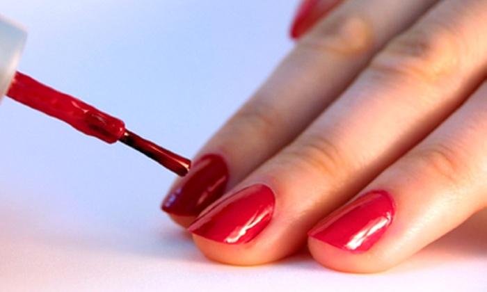 Pascal Pour Elle - Multiple Locations: $55 for Five Manicures, Plus 30% Off One Pedicure, at Pascal Pour Elle ($110 Value)