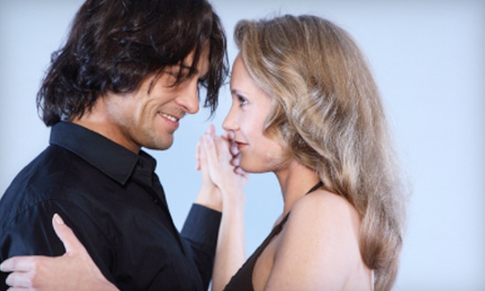 Ballroom Revolution - Broken Arrow: $35 for Two Private Dance Lessons, Group Class, and Practice Party for One or Two at Ballroom Revolution (Up to $170 Value)