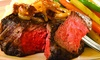 Up to 37% Off Italian Cuisine at Martini Grill