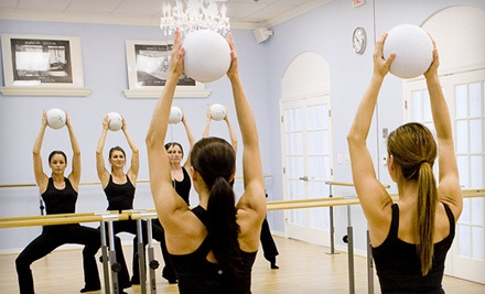 5 Barre Fitness Classes (a $95 value) - Xtend Barre Nashville in Franklin