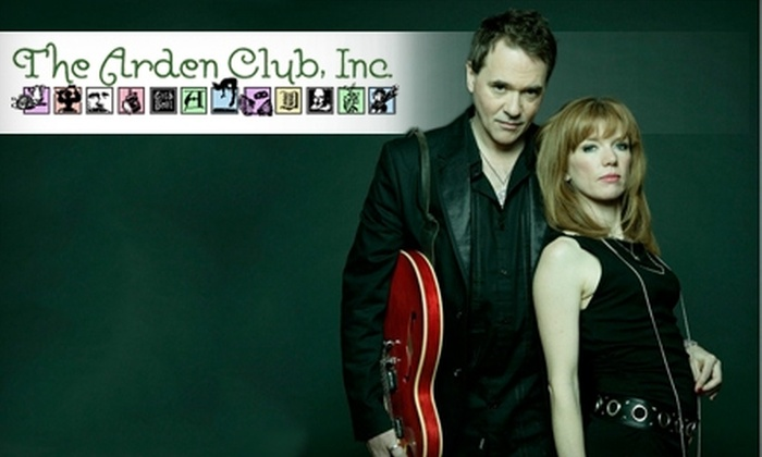"""He Said - She Said"" - Arden: $12 for a Ticket to ""He Said – She Said"" at the Arden Club's Gild Hall (Up to $25 Value)"