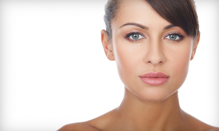 Aesthetics Medical Spa - Multiple Locations: One or Three European Spa Facials or Facial-and-Body-Polish Package at Aesthetics Medical Spa (Up to 54% Off)