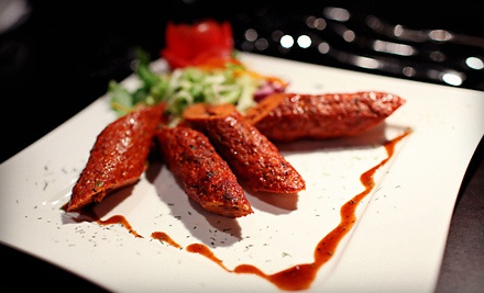 Meal for Two (up to an $81.70 total value) - Mantra Indian Cuisine & Bar in Raleigh