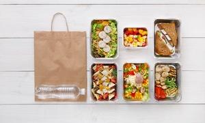 Catering Smaczna Paczka: Catering dietetyczny: 5 dań na 5 dni od 179,99 zł i więcej opcji z firmą Catering Smaczna Paczka – 3 miasta (do -30%)