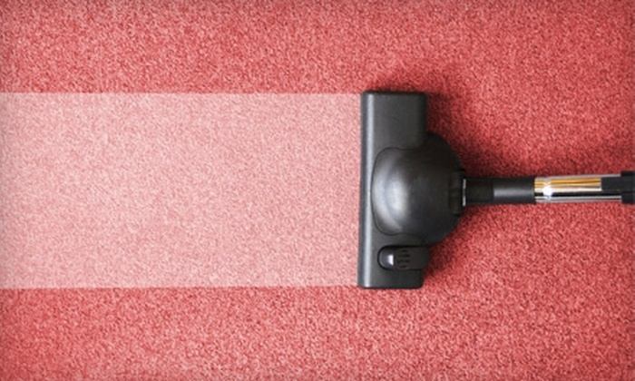 Platinum Carpet Systems - Buckhead Village: $39 for a Deep Steam Carpet Cleaning for Two Rooms from Platinum Carpet Systems ($85 Value)