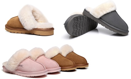 $39 for Unisex Muffin Scuff Slippers (Don't Pay $121)