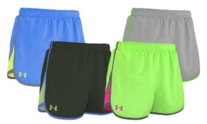 Under Armour Escape Women's Running Shorts