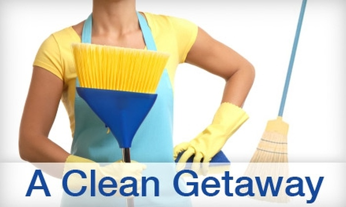 A Clean Getaway Maid & Janitorial Service - New Orleans: $56 for Four Hours of House Cleaning from A Clean Getaway Maid & Janitorial Service ($112 Value)