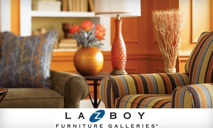 La-Z-Boy Furniture Galleries - Multiple Locations: $99 for $300 Worth of Furniture at La-Z-Boy Furniture Galleries