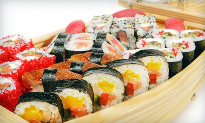 Mint 2 Thai-Sushi Restaurant - North Decatur: Sushi Meal for Two or Four at Mint 2 Thai-Sushi Restaurant in Decatur (Up to 66% Off)