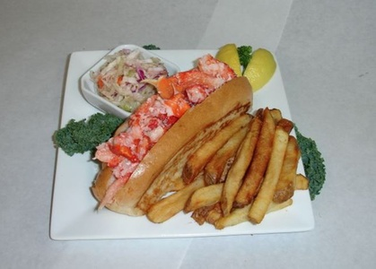Food and Drinks at Buster's New England Seafood (Up to 50% Off). Two Options Available.
