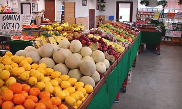 Weepin' Willies - Multiple Locations: $15 for $30 Worth of Farm-Fresh Produce at Weepin' Willies