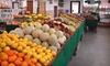 Weepin Willies - Multiple Locations: $15 for $30 Worth of Farm-Fresh Produce at Weepin' Willies
