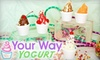 Your Way Yogurt - Wadley Heights: $5 for $10 of Customized Frozen Yogurt and Toppings at Your Way Yogurt