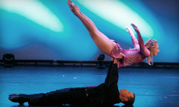 "Dance Exposé Productions presents ""Beyond"" - Vineyard: Dance Exposé Productions' ""Beyond"" for Two at Sandia Prep Performing Arts Theater on August 23–25 (Up to 44% Off)"