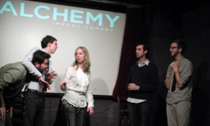Alchemy Improv Comedy - Alchemy Comedy Theater: $75 for Six Improv-Comedy Classes at Alchemy Improv Comedy ($150 Value)